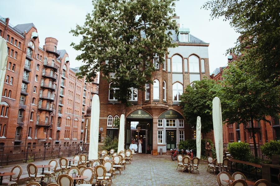 Hochzeit, Wasserschloß, Hamburg, Fotograf, Kathrin Stahl