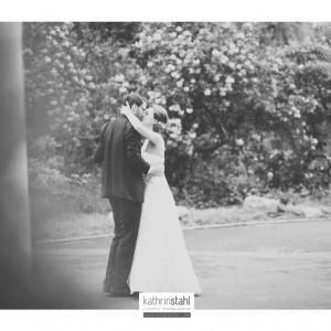 Foto, Gosslerhaus, Brautpaar, Kathrin Stahl