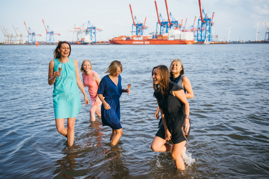 Junggesellinnenabschied, JGA, Hamburg, Fotograf, Kathrin Stahl008