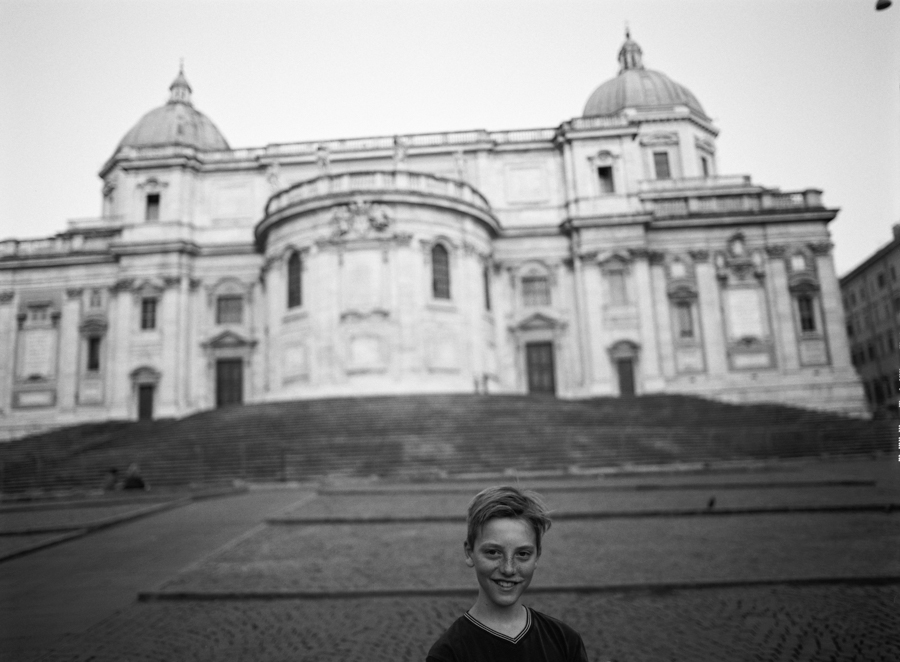 Photographer, film, Contax, Rome, Kathrin Stahl